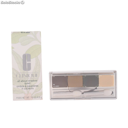 Clinique all about shadow quad #05-on safari 4.8 gr