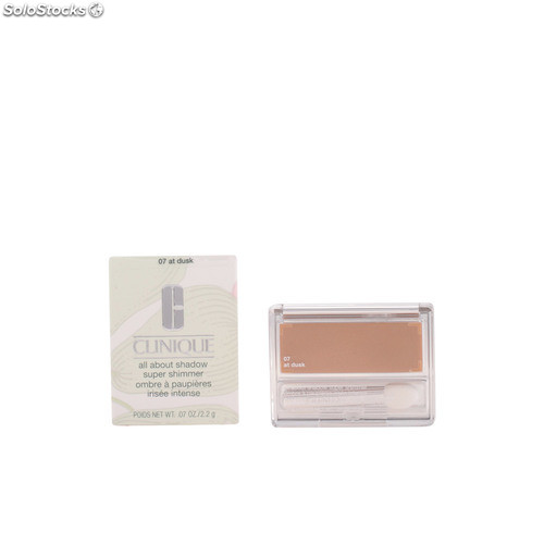 Clinique all about shadow super shimmer #07-at dusk 2,2 gr