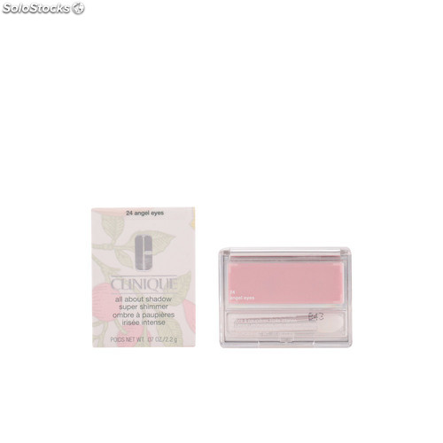 Clinique all about shadow super shimmer #24-angel eyes 2,2 gr