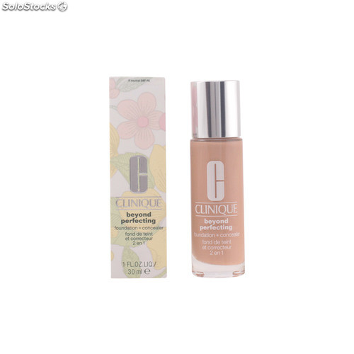 Clinique beyond perfecting foundation + concealer #09-neutral 30 ml
