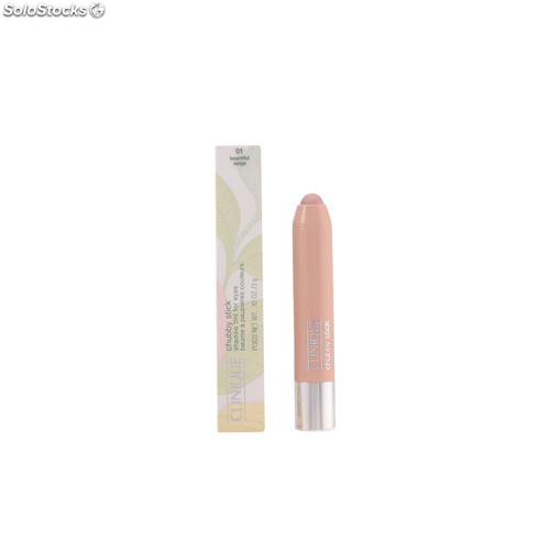 Clinique CHUBBY STICK shadow tinted for eyes #01-bountiful beige 3 gr