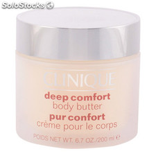 Clinique - deep comfort body butter 200 ml