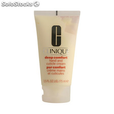 Clinique - DEEP COMFORT hand and cuticle cream 75 ml