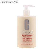 Clinique - DEEP COMFORT loción hidratante corporal 400 ml