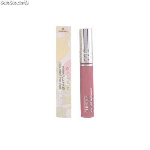 Clinique LONG LAST glosswear #16-tenderheart 6 ml