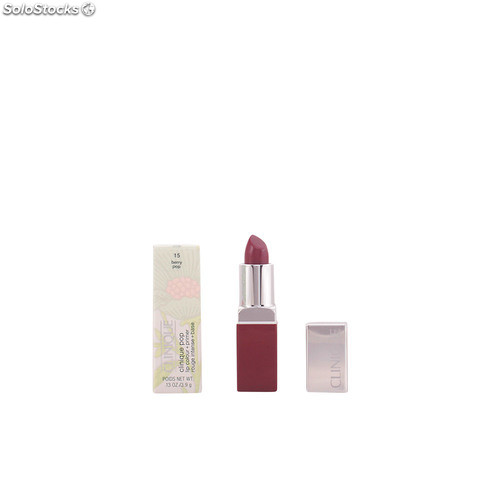 Clinique POP LACQUER lip colour + primer #15-berry pop 3,9 gr