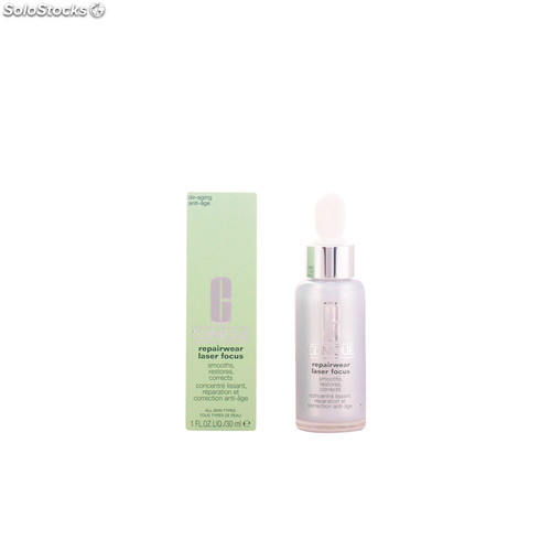 Clinique repairwear laser focus smooths restores 30 ml