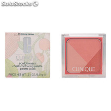 Clinique - SCULPTIONARY cheek palette 01-defining nectars 9 gr