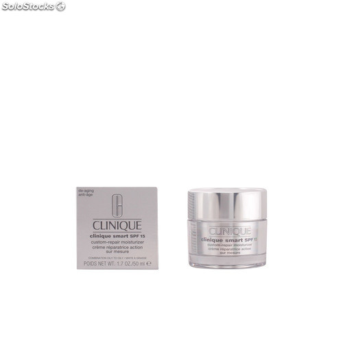 Clinique SMART SPF15 custom-repair moisturizer PMG 50 ml