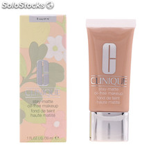 Clinique - stay matte fluid 06-ivory 30 ml