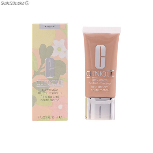 Clinique stay matte fluid #06-ivory 30 ml