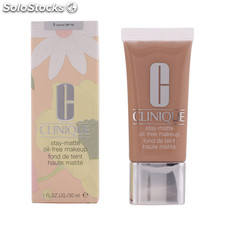 Clinique - stay matte fluid 09-neutral 30 ml