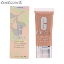 Clinique - stay matte fluid 11-honey 30 ml