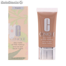 Clinique - stay matte fluid 15-beige 30 ml
