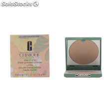 Clinique - stay matte sheer powder 101-invisible matte 7.6 gr