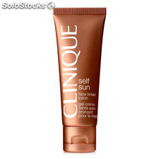 Clinique - SUN face tinted lotion 50 ml