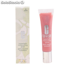 Clinique - SUPER BALM moisturizing gloss 01-apricot 15 ml