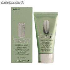 Clinique - super rescue antioxidant cream ii 50 ml