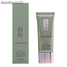 Clinique - superdefense cc cream light medium 40 ml