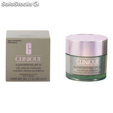 Clinique - superdefense SPF20 daily defense moisturizer iii/iv 50 ml