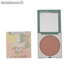 Clinique - SUPERPOWDER double face 04-matte honey 10 gr