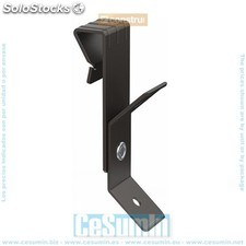 Clip vertical con regulador para varilla lisa de 4 mm viga de 4-10 mm