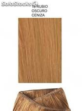 Clippies Extensiones cabello natural tejido 100gr. | Liso - nº 18
