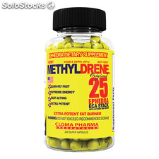 Cloma pharma laboratories - Methyldrene 25 /100 Cápsula