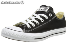 Closeout Converse Brand Name Unisex All Star Canvas Sneakers MOQ 1200 pairs