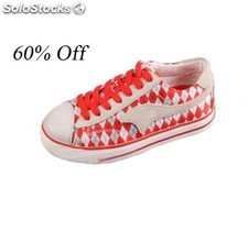 Closeout Kangaroo Brand Sneakers Wholesale Womens Shoes MOQ 500 pairs