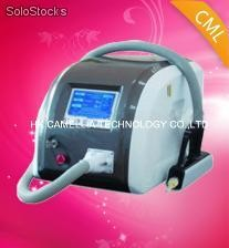 Cml-201 Nd yag q-switched laser para remover tatuagem