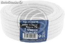 Coaxial TV Antenna Cable (5m) (TT01)