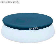 Cobertor de vinilo Intex para piscina Easy Set 457 cm