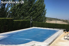 Cobertor solar para piscina Cover On