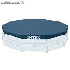 Cobertor Vinilo 0,18 mm Piscina Metal Frame 457 cm. de Intex - Cod. 28032