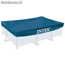 Cobertor vinilo 018 mm para piscina Intex Small Frame 300x200 cm
