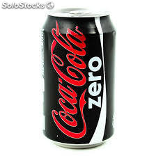 Coca-cola 0,33L Zero Soft Drink
