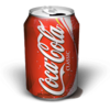 coca cola lattina 33cl