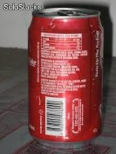 coca cola fanta red bull