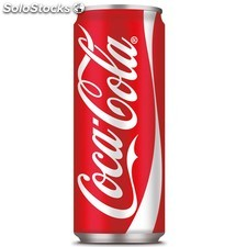 Coca Cola lattina 33cl Italia