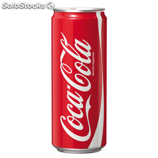 Coca-cola lattina cl 33 x 24 Italiana