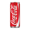 Coca cola lattina sleek cl. 33 x 24 lattine