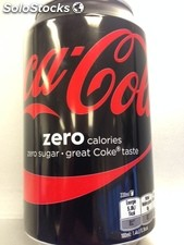 Coca Cola Soft Drink 330 ml Can