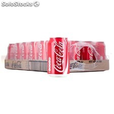 Coca-Cola Soft Drink Can (24 x 330ml)