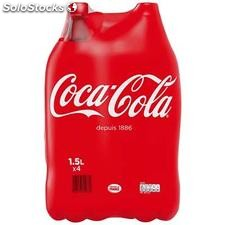 Coca cola std pet 4X1L5