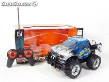Coche 28x17x14cm 1/16 Pick Up RC