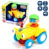 Coche activity salvaobstaculos, luz, sonid 18cm