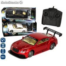 Coche bentley radiocontrol 20 cm