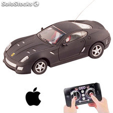 Coche Carreras Die Cast iPhone, iPod, iPad