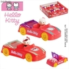 Coche Hello Kitty con Caramelos